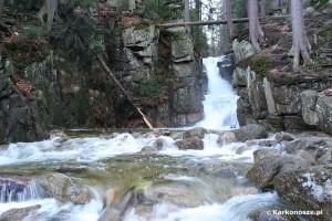 Przesieka Wodospad Podgórnej