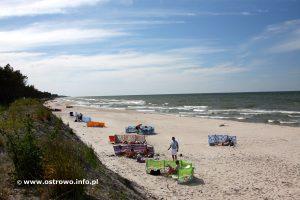 Ostrowo - nadmorska plaża
